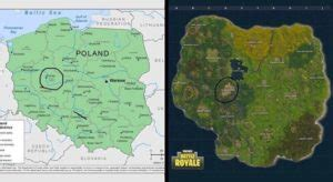 fortnite and poland fortnite tilted towers may actually be destroyed heres why