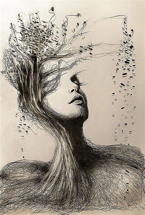 7 Drawing Pencil by I Personify Nature In My Pencil Drawings Pencil