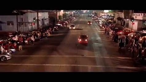 fast and furious marathon fast furious 1 first race youtube