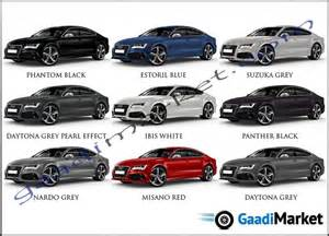 13 best images about audi colour options on