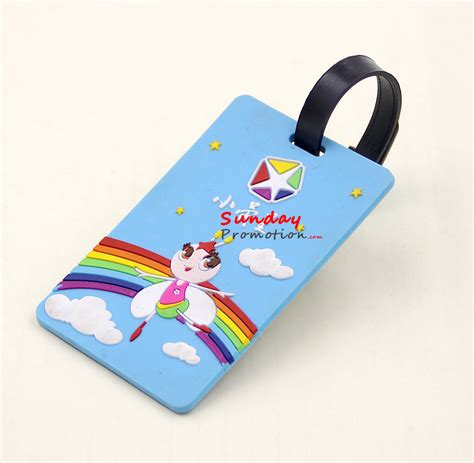 Handmade Luggage Tags - lt006 1 custom luggage tag