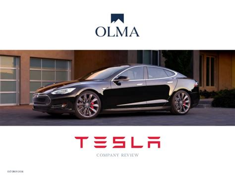 Companies Like Tesla Tesla Company Review October 2016