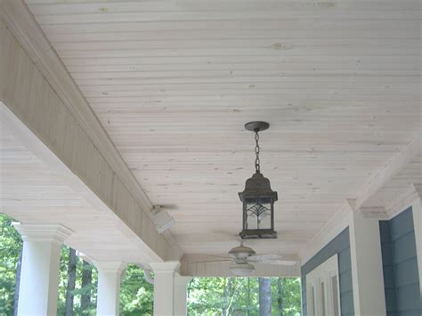 front porch ceiling porch ideas