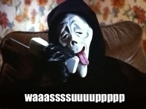 Scream Wazzup Meme - scream wazzup meme wazzup best of the funny meme