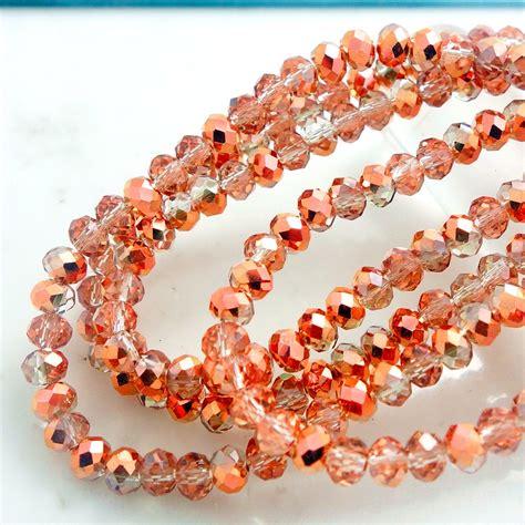 wholesale bead distributors aliexpress buy wholesale colors rondelle faceted