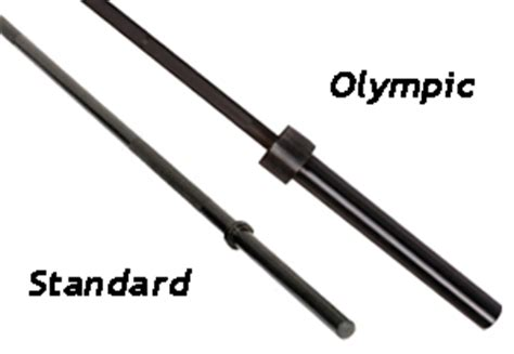 how much does a olympic bench bar weigh olympic vs standard weights