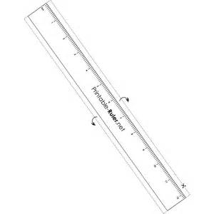 ruler template inches all rulers printable ruler