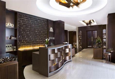 lagoon spa reception desk   laguna  luxury