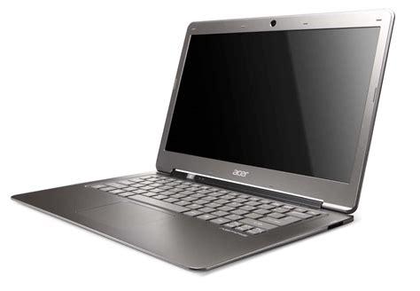 Laptop Acer I3 Tipis ultrabook notebook generasi terbaru muh sholeh