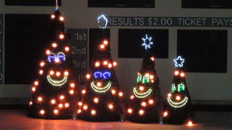 tioga downs light show winterfest returns to tioga downs owego pennysaver press