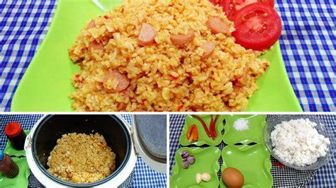 membuat nasi goreng ala anak kos cara membuat nasi goreng ricecooker ala anak kos youtube