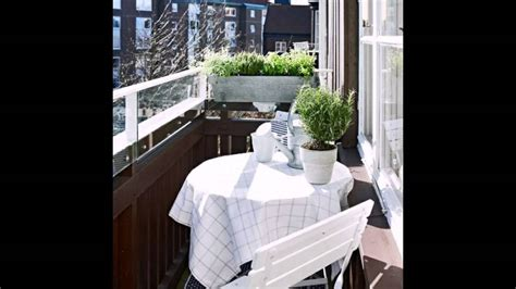 möbel für kleinen balkon balkon gestaltung idee