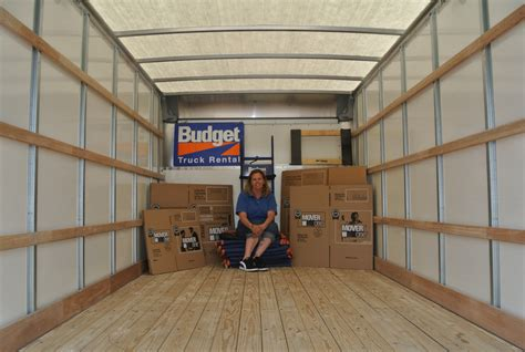 Interior Movers by Moving Vans Truck Rental Moving Supplies Car Towing