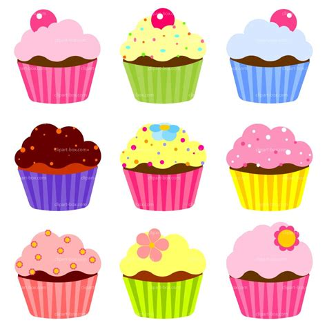 Free Cupcake Clipart Free Clipart Cupcakes