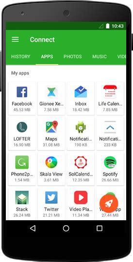 mobile file transfer xender the mobile file transfer and app
