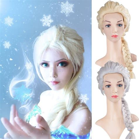 Disney Frozen Ponytail Elsa Blue 17 best images about birthday on frozen