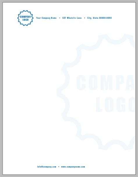 free indesign letterhead template indesign template of the month business stationery
