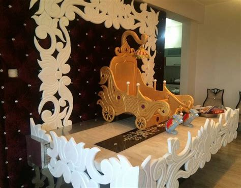 decoration for ganesh festival at home ganesh chaturthi decoration ideas quilling