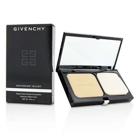 Givenchy Matissime Powder Foundation by Givenchy Matissime Velvet Radiant Mat Powder Foundation