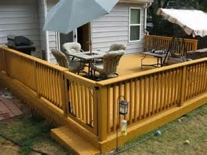 deck design great deck design ideas corner