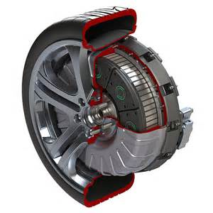 Electric Car Motor Drive In Wheel Electric Drive Motor Sae International