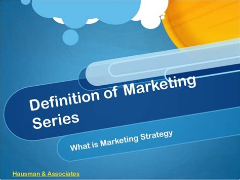 definition of marketing strategy definition of marketing strategy