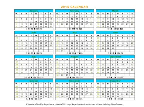 2015 calendar template in word 16 2015 word calendar template images 2015 monthly