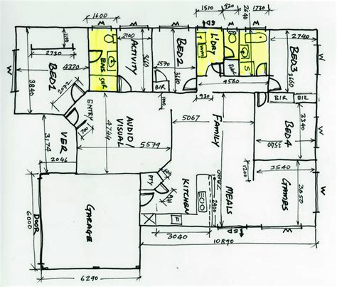 drawing floor plans by hand efloorplan new plan measure rooms and draw floor plan