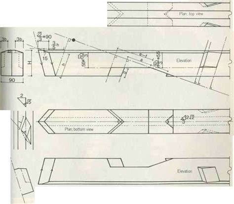 rafter layout video orioku system japanese architecture northern architecture