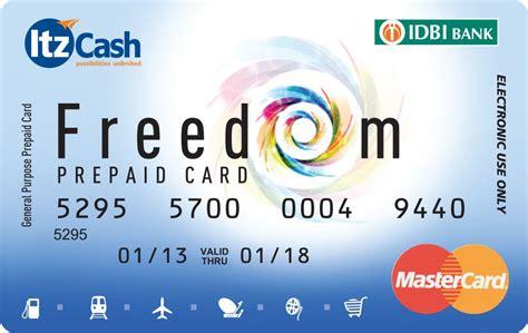 Idbi Gift Card - consumer login itzcash