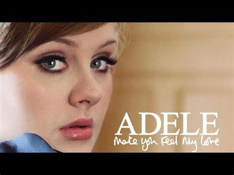 lirik lagu adele don t you remember with lirycs lirik lagu adele make you feel my love youtube