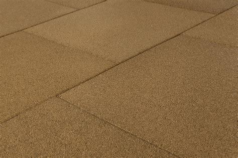 brava outdoor interlocking rubber pavers beige pigment