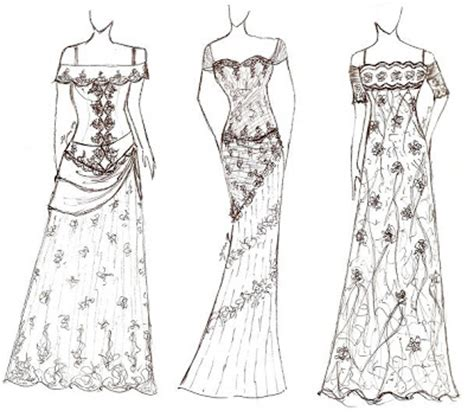 payet gaun pesta desain baju pesta kebaya modern dan gaun pengantin mei 2009
