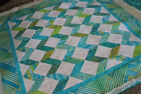 Geometric Quilting Designs by Quilting Is Therapy Between The Lines Quilting Is