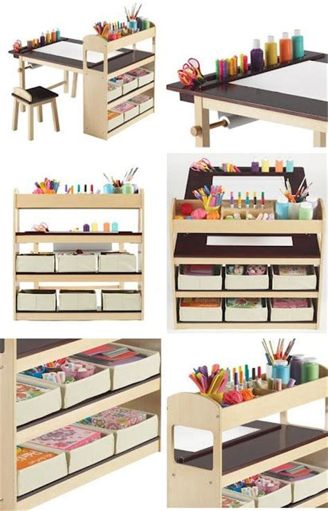 art desk with storage 550 best craft storage craft rooms images on pinterest