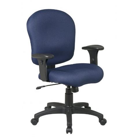 desk chair with adjustable arms sculptured task chair with adjustable arms