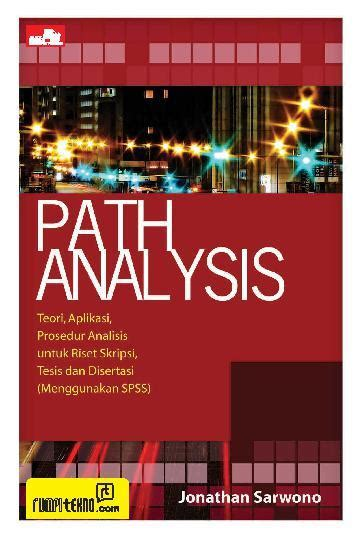 Buku Story Analysis jual buku path analysis dengan spss oleh jonathan sarwono gramedia digital indonesia