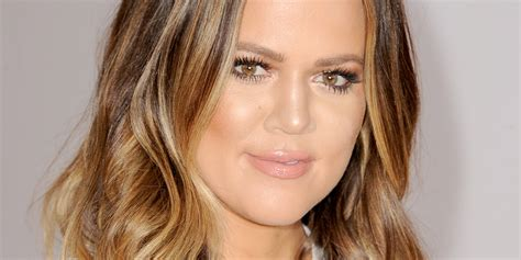 Top Khloe khloe rocks a crop top and clinging pencil skirt huffpost