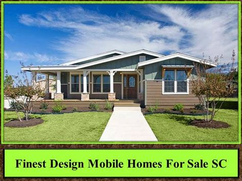 finest design mobile homes for sale sc authorstream
