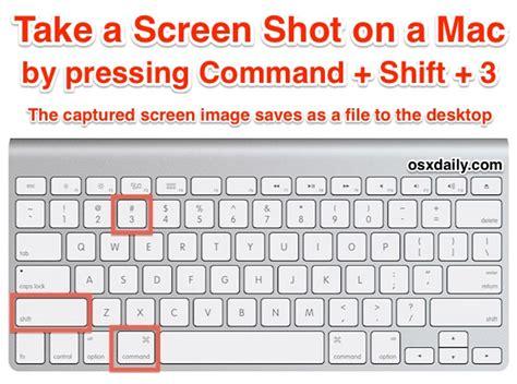 how to take a snapshot on mac apple macbook print screen keyboard shortcut