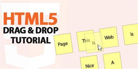 construct 2 drag and drop tutorial new html5 and css3 tutorials tutorials graphic design