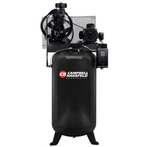 Air Compressors At Home Depot by Cbell Hausfeld 80 Gal Electric Air Compressor Ce7051