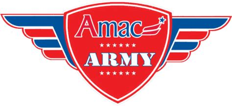 amac logo the amac army amac inc