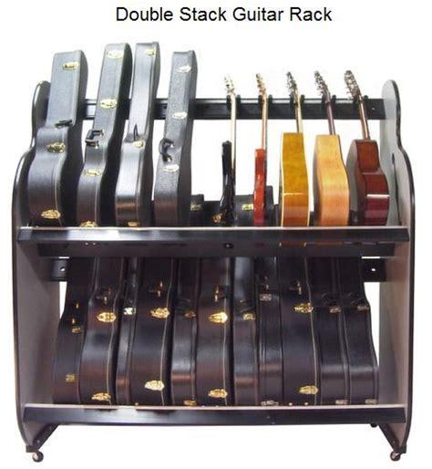 Guitar Storage Rack by Mobile Multi Guitar Storage Racks Bandstorage