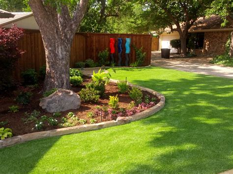 Landscaping Ideas Backyard by Turf Paoli Indiana Landscape Rock Small Backyard Ideas
