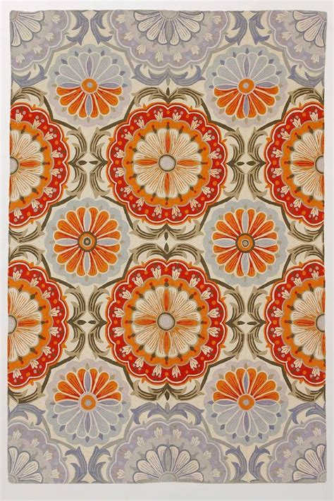 8 Beautiful Area Rugs By Anthropologie by Festival Rug Wool Beautiful And The Floor