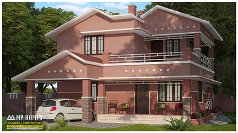 low budget house plans in kerala low budget kerala home designers constructions company thrissur