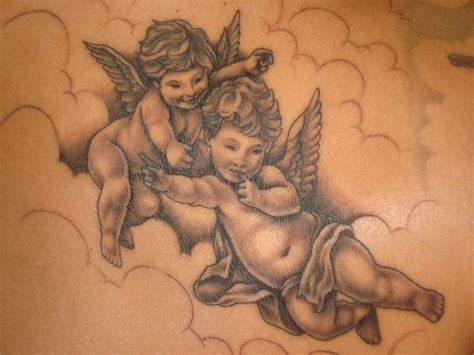 cherubs tattoo designs cherubs pictures at checkoutmyink
