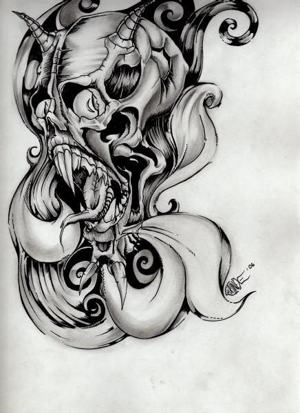 satan tattoo 2 by andonnasty on deviantart