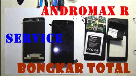 Lcd Touchscreen Andromax R2 Original cara bongkar andromax r i46d1g
